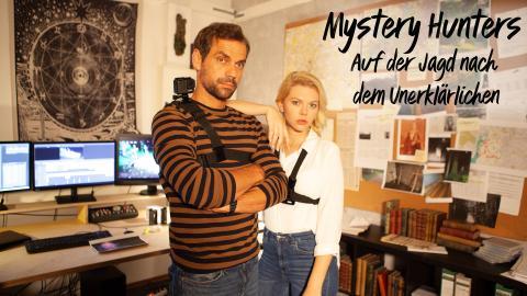 Mystery Hunters - Auf der Jagd nach dem Unerklärlichen
