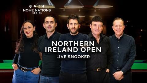 Live Snooker: Northern Ireland Open (2019)