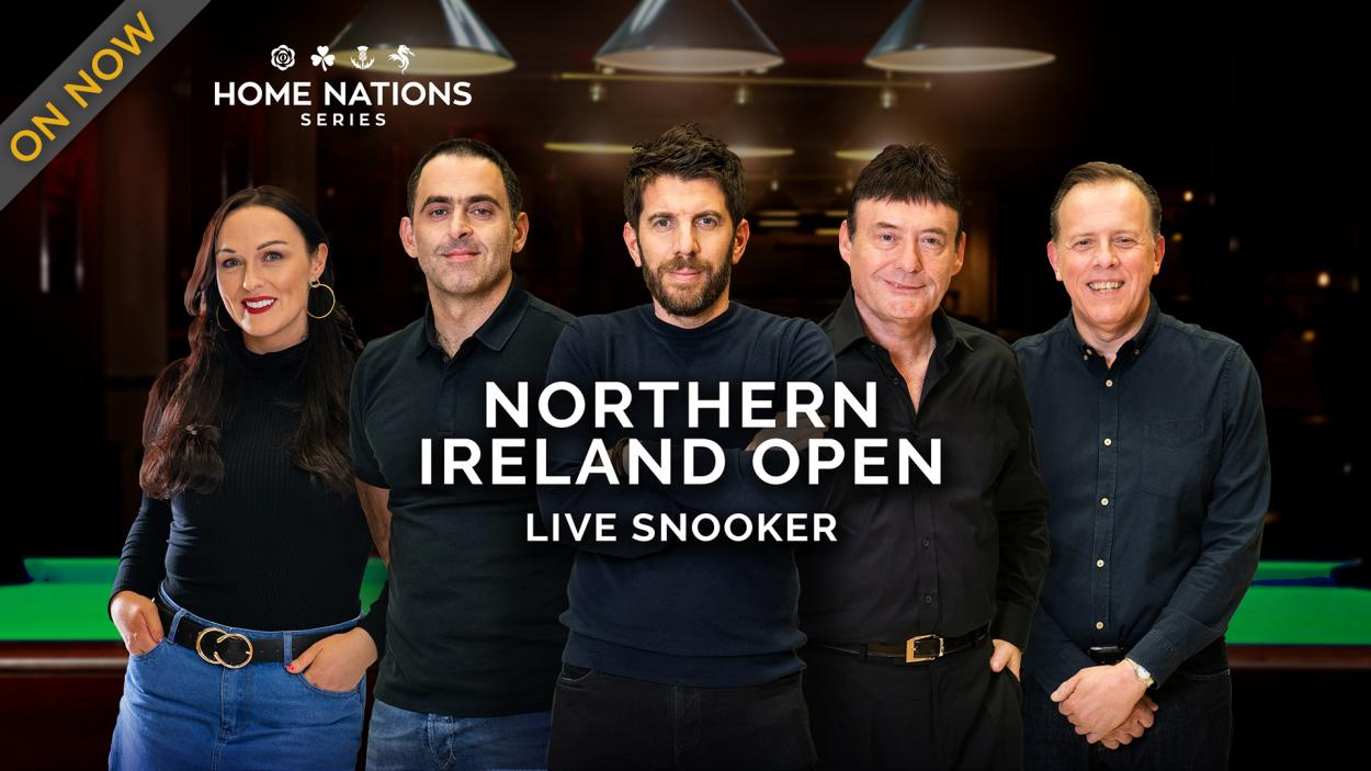 Live Snooker: Northern Ireland Open