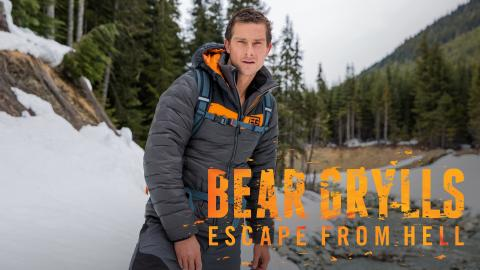 Bear Grylls: Escape From Hell