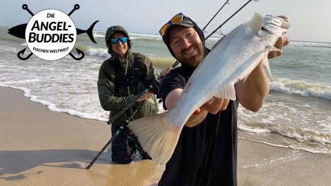 Die Angelbuddies - Fischen weltweit
