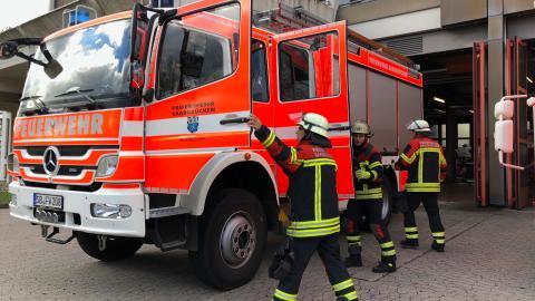 {E}10: Feuer im Kaufhaus