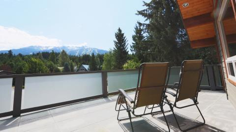Mountain Retreat Whistler