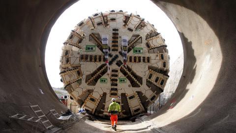{E}07: Tunnelbau - Stuttgart 21