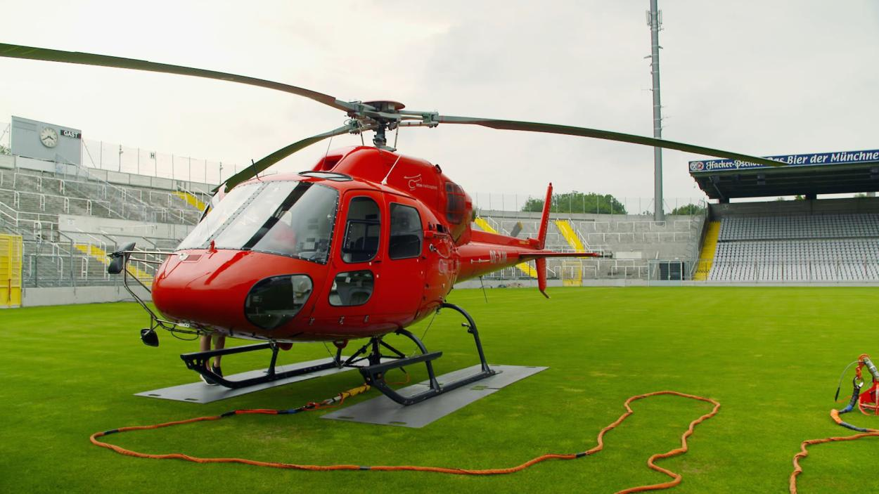 Lasten-Helikopter