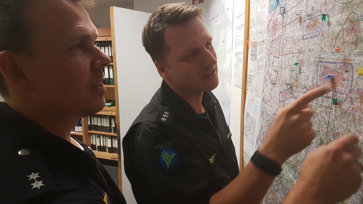 Polizeihubschrauberstaffel Niedersachsen