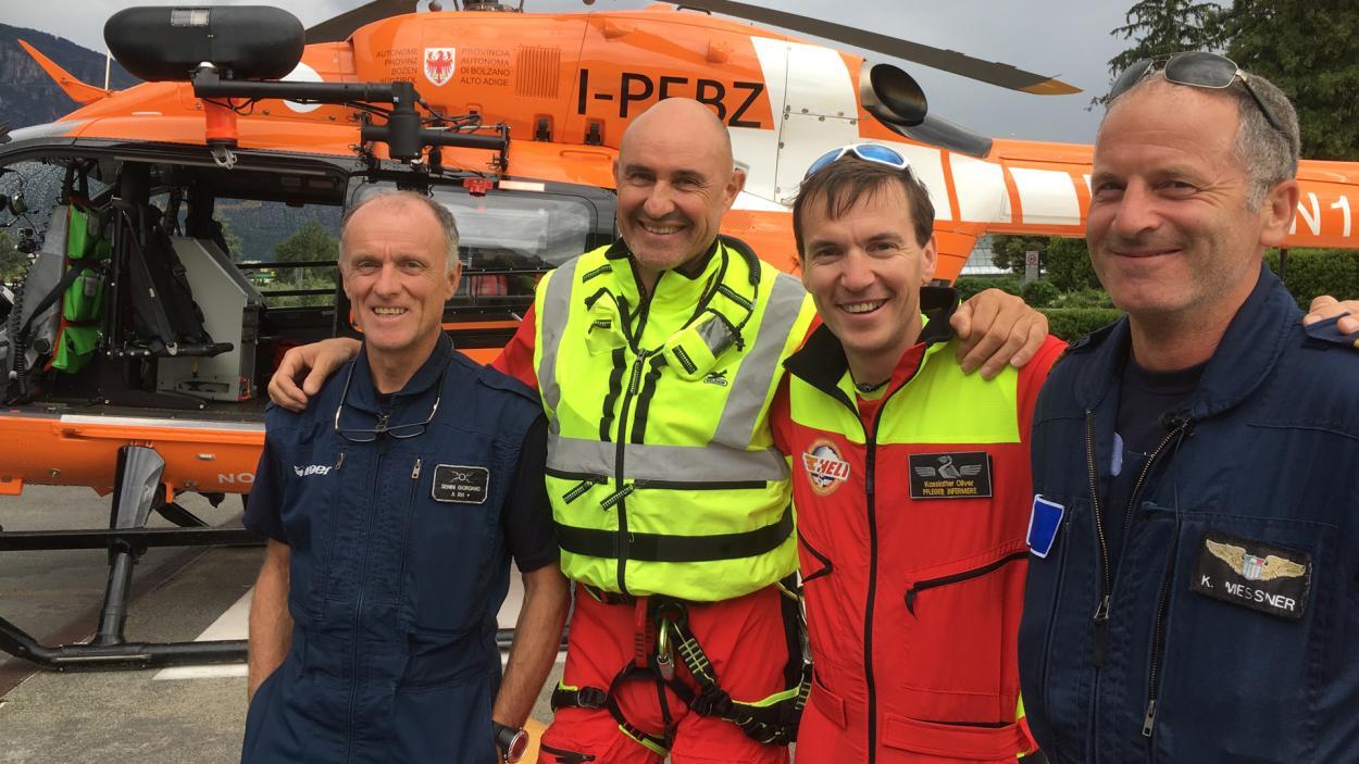 Dieses Team rettet Leben