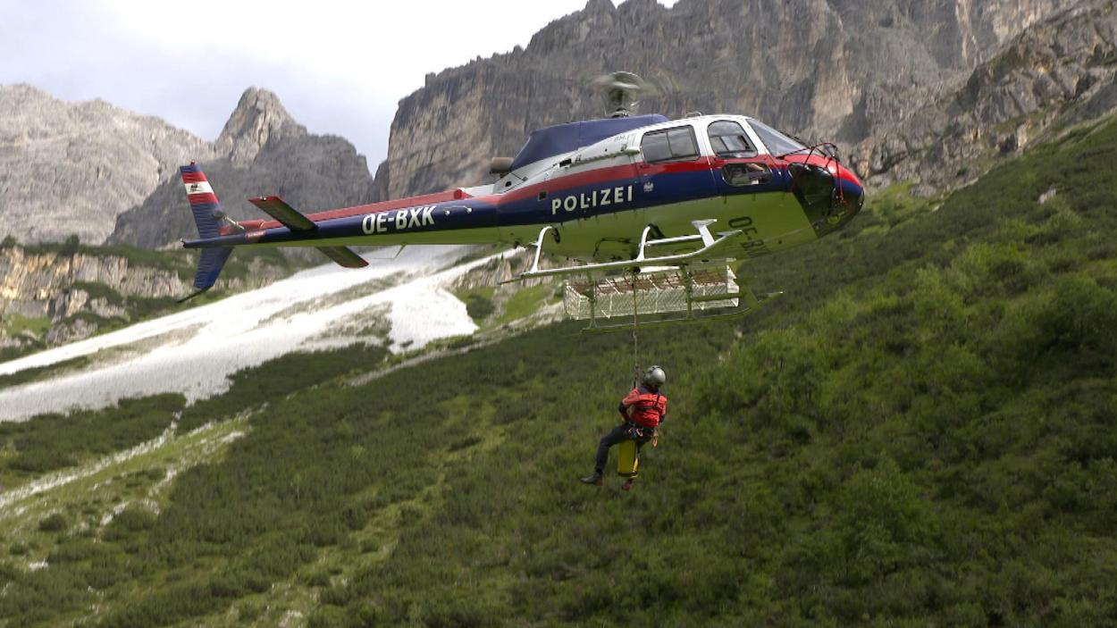 Flugpolizei Innsbruck