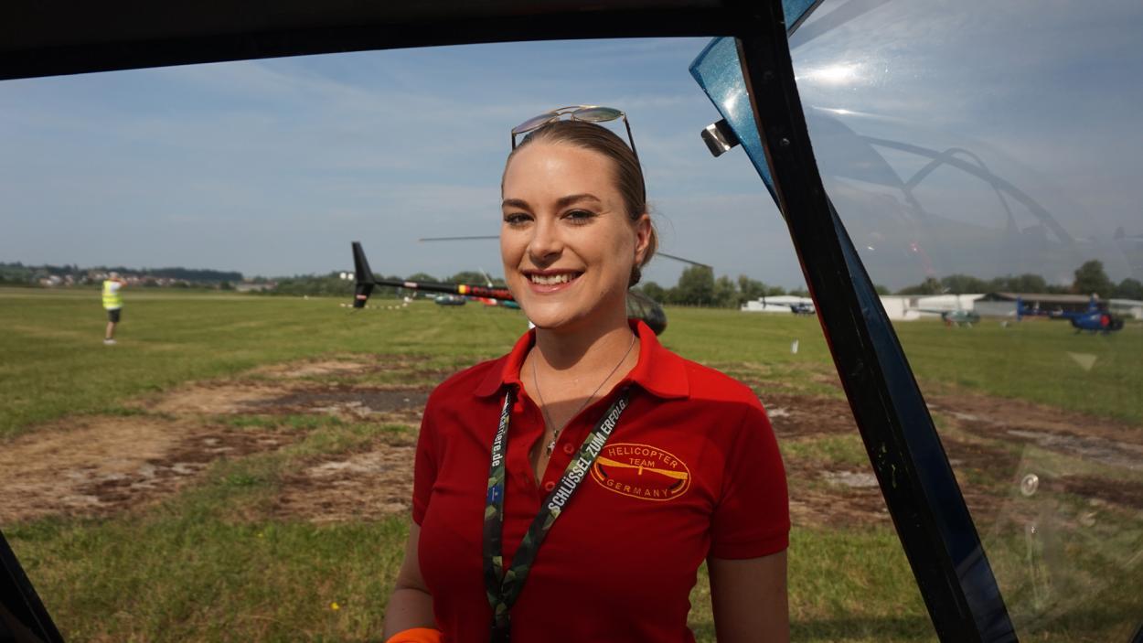 Hubschrauber Meisterschaft