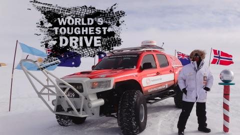 World's Toughest Drive