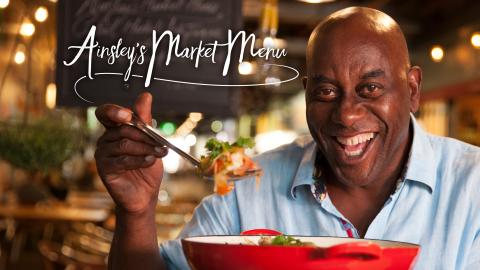 Ainsley's Market Menu