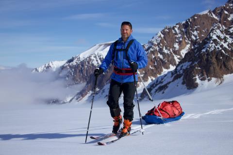 """Expedition am Limit mit Steve Backshall Vorschau: """"Arktis: Land der Eisberge"""""""