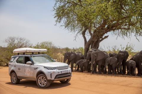 TRAILER: LAND ROVER EXPERIENCE TOUR 2019