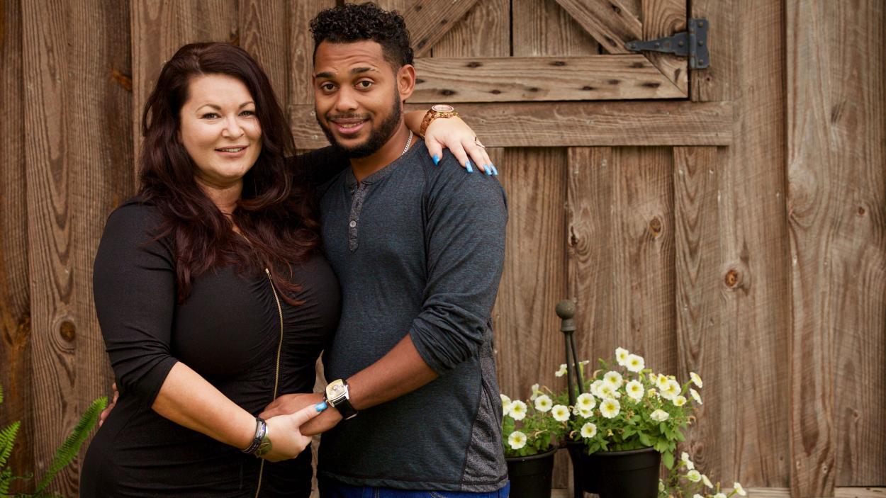 Molly (41) und Luis (26)