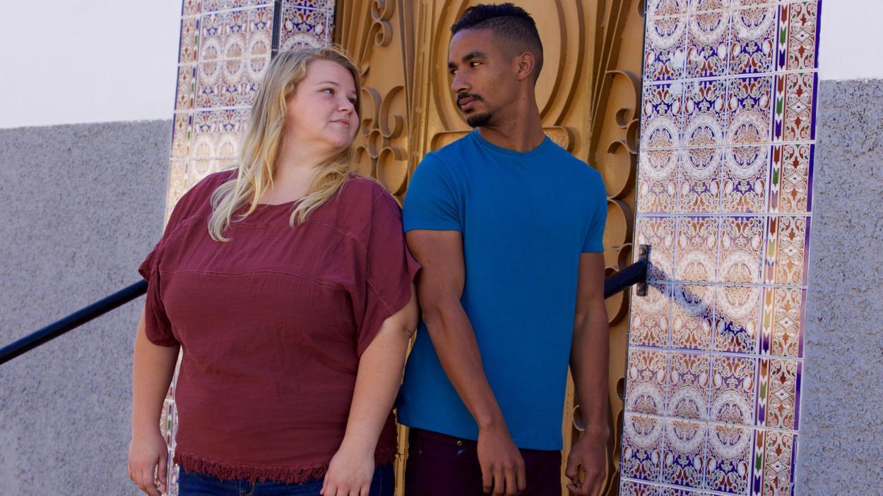 Nicole (22) und Azan (24)