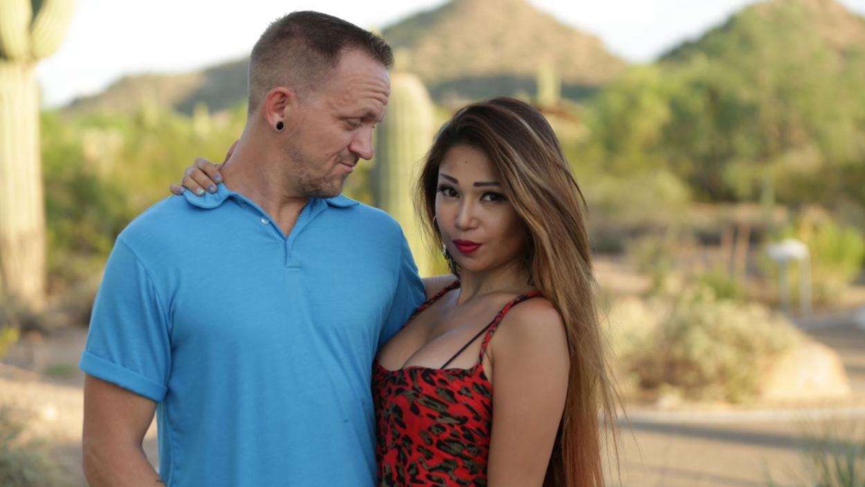 Josh (43) und Aika (36)