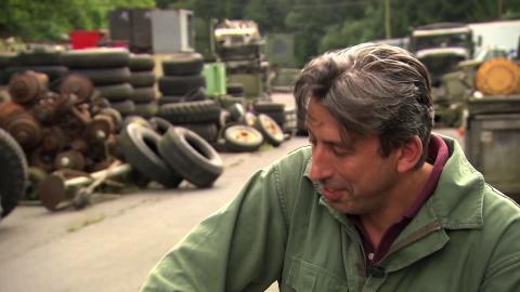 """Steel Buddies-Outttakes: """"Keiner will wissen, was Furz mit Reis auf Griechisch heißt!"""""""