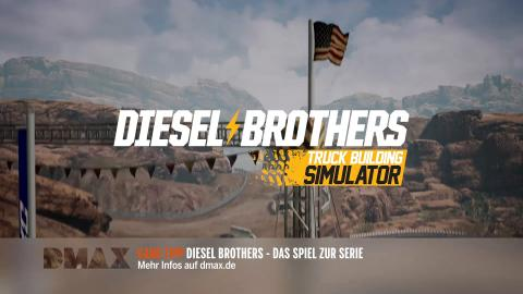 TRAILER ZUM GAMES-TIPP: Diesel Brothers - The Game!