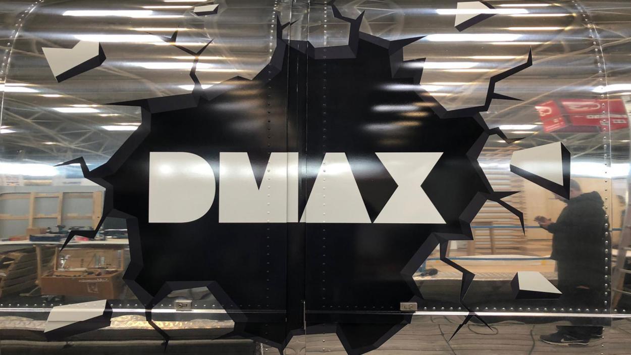Das ist das CAMP DMAX 2019