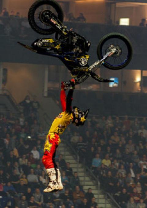DMAX Aufdrehen: Night of the Jumps-Tickets