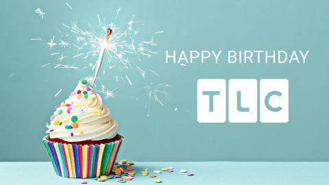 FEIERT MIT UNS! HAPPY BIRTHDAY, TLC!