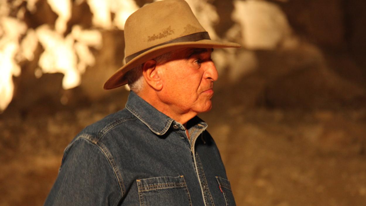 Dr. Zahi Hawass, Archäologe und Ägyptologe