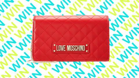 LOVE MOSCHINO- Handtaschen gewinnen!