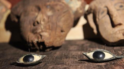 """Entdecke die Schätze aus """"Expedition Unknown: Egypt LIVE"""""""