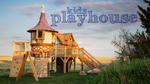 KIDS' PLAYHOUSE auf TLC