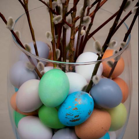 Ostern auf TLC: Last Minute Deko - Teil 1