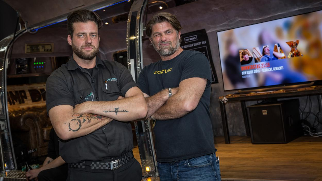 Tuning World Bodensee: Chris Kubicki und Mäx Key