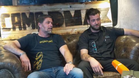 CAMP DMAX: Chris & Mäx auf der Tuning World Bodensee