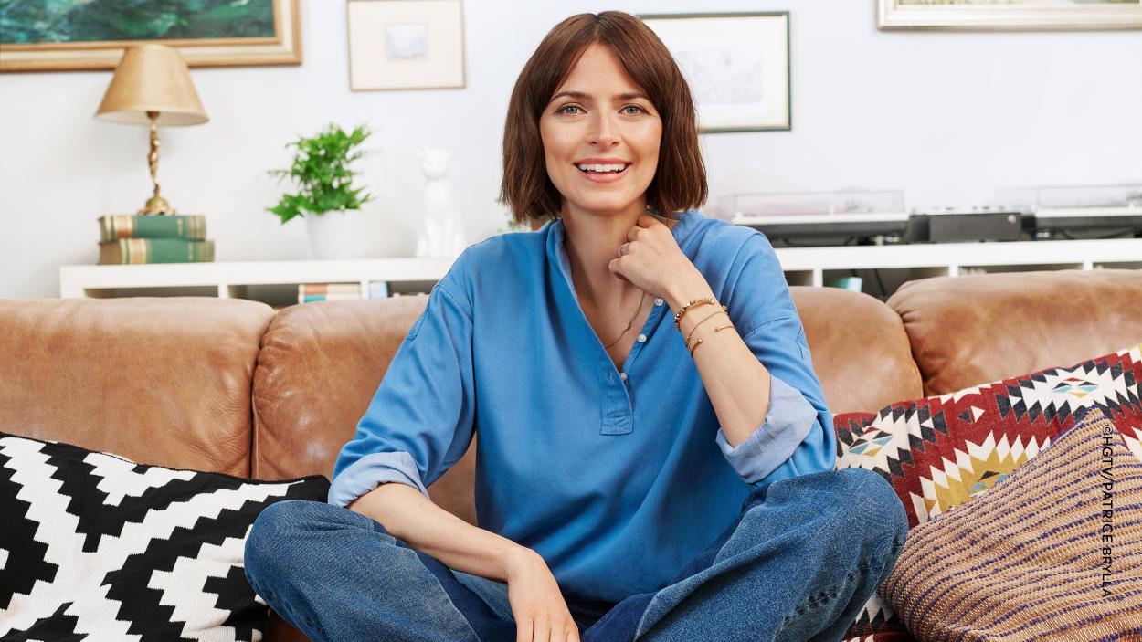Eva Padberg ist das Gesicht von HOME & GARDEN TV