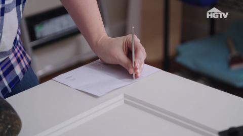 DIY: Kreiere eine Schiebetür