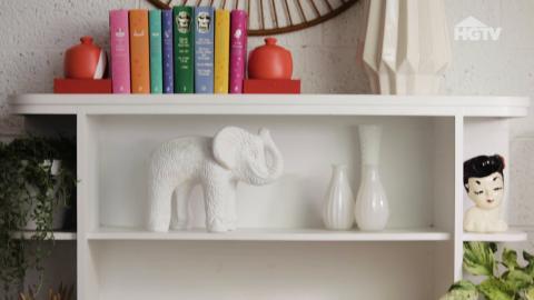 DIY: Mach ein einzigartiges Bücherregal