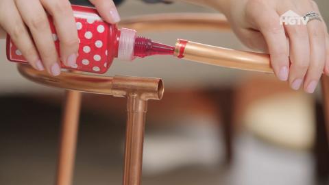 DIY: Mach ein Statement-Tischchen!