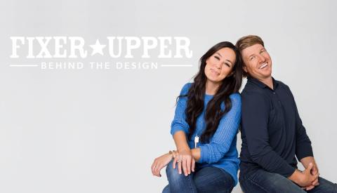 """So lebt das """"Fixer Upper""""-Paar"""
