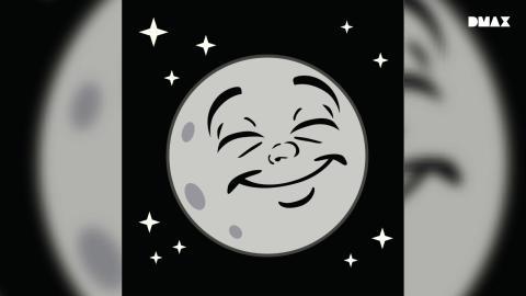 50 Jahre Mondlandung: Und was siehst du im Mond?