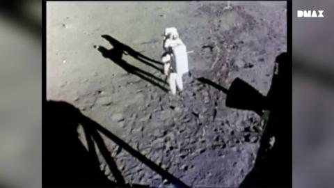50 Jahre Mondlandung auf DMAX