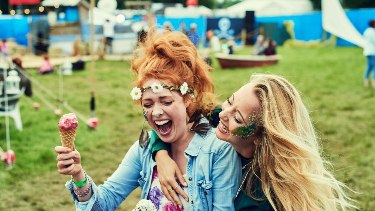 Wie ihr die Festival-Zeit am besten übersteht