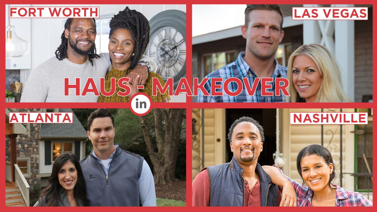 Haus-Makeover in ...