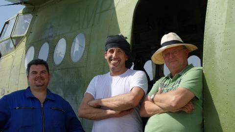 SPECIAL: Flight of the Antonov