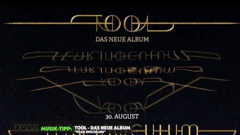 Tool: Trailer zum neuen Album!