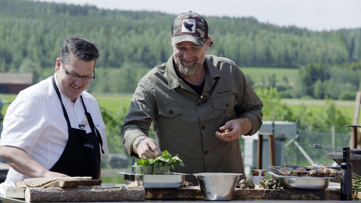 Brian's Weg - Kulinarische Tour durch Europa