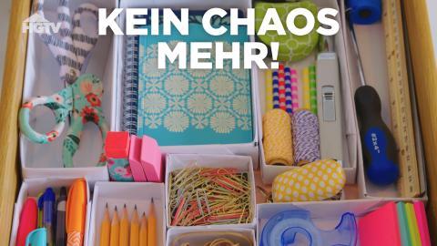 Deine Schubladen - neu organisiert!