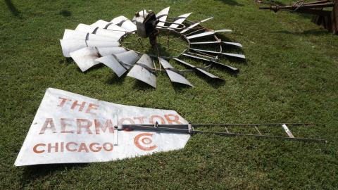 {E}04: Clapp Farm Windmill