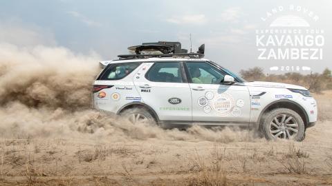 Land Rover Experience Tour 2019 - Kavango Zambezi