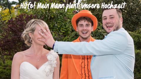 Hilfe! Mein Mann plant unsere Hochzeit