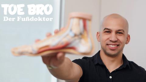 Toe Bro - Der Fußdoktor