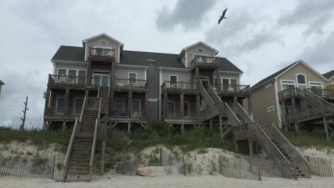 {E}12: From Mountains To Beach In NC